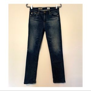 AG The Harper Essential Straight Jeans